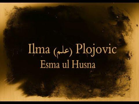 Esma Ul Husna - Ilma علم Plojovic (99 Names Of Allah)