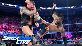 Kofi Kingston escalates his rivalry with Randy Orton and The Revival: SmackDown LIVE, Aug. 20, 2019