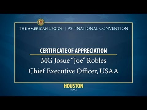 Joe Robles Chief Executive Officer, USAA