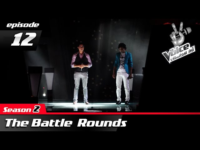The Voice of Afghanistan: Battles- Ep.12 / ???? ?????????: ???? ?? ?? ?? - ???? ???????