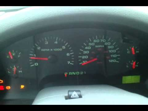Ford 5.4 Engine Problems >> 2004 Ford F150 5.4 engine misfire - YouTube
