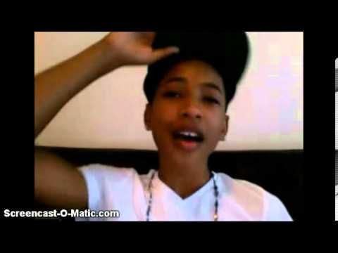 Jacob Latimore Throw Backs video