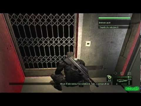 Splinter Cell HD Chinese Embassy 2