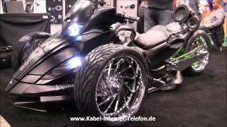 CES 2012 Highlights (15 Minuten HD Video) - Consumer Electronics Show Las Vegas
