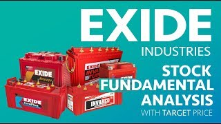 EXIDE Industries Fundamental Analysis | A Leading Batteries Manufacturer | Indian Stock Market