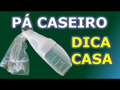 FAZER UM PÁ CASEIRO COM LITRO DE  AMACIANTE E CAPTAR COM SACO PLÁSTICO