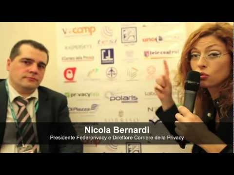 2012 Privacy Day Forum Nicola Bernardi, Federprivacy.mp4