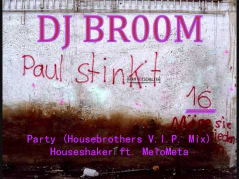 Paul stinkt! [Electro Mix] - DJ BR00M