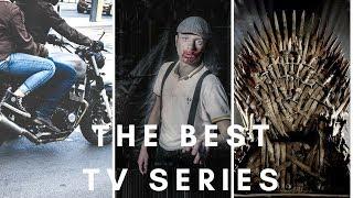 Binge-worthy TV Series (Walking Dead, SOA, Game of Thrones ) Some Spoilers