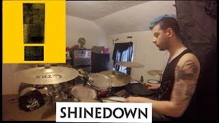 Download Lagu SallyDrumz - Shinedown - DEVIL Drum Cover Gratis STAFABAND