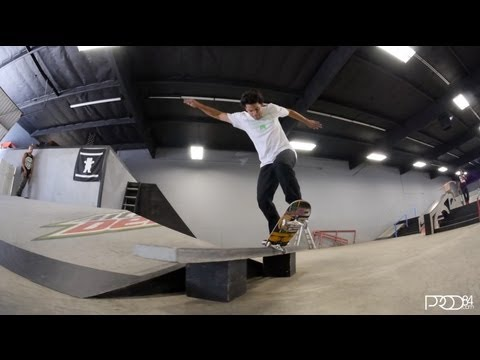 Fun Files with: Paul Rodriguez, Manny Santiago and Jereme Rogers