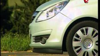 Обзор Opel Corsa  2ч.