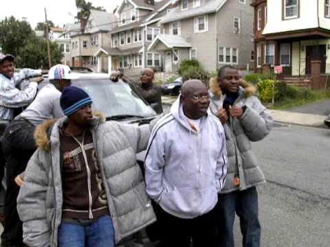 Iyanda Sawaba Easy Sawaba Fuji Music  In New Jersey America  2009 video