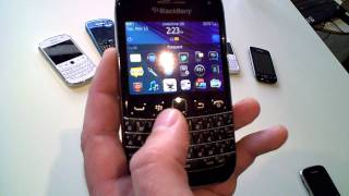 BlackBerry Bold 9790 - hands on walkthrough