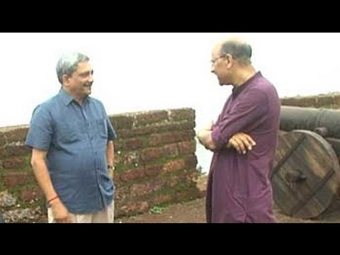 Walk The Talk with Manohar Parrikar (Part I)