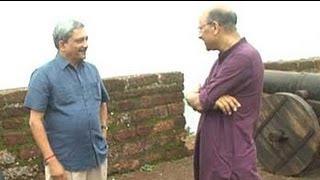 Walk The Talk with Manohar Parrikar (Part I)