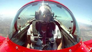 Aerobatic Flight in a Stunt Plane