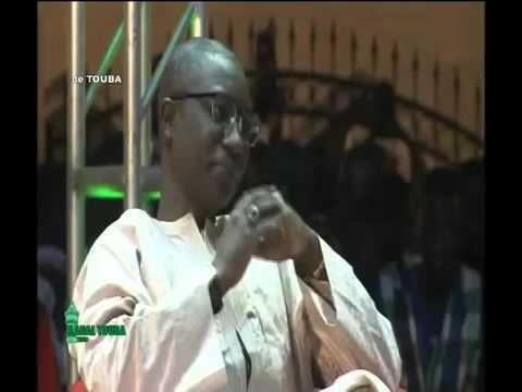 Interview avec Pape Ngagne Ndiaye: Serigne Moustapha Mbacké Gaindé Fatma  touba 301115
