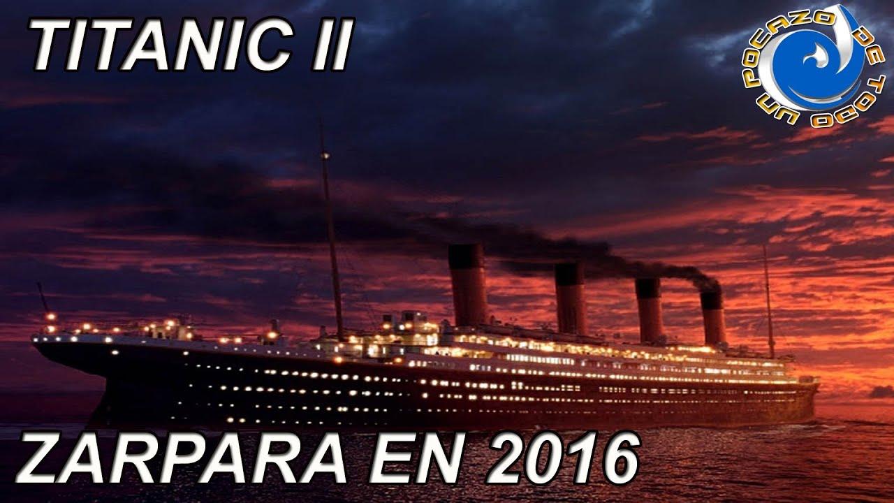 Titanic ii replica exacta del barco que zarpo en 1912 - Construccion del titanic ...