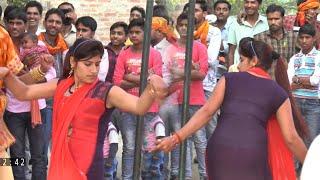 ऐसा लड़की का 100% Dance नही देखा होगा👌डांस हो तो ऐसा न सब बेकार # Rajnesh Shastri Bhajan