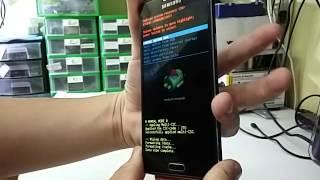 Como remover a senha do Samsung A5 e conta google hard reset