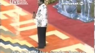 Prophet TB Joshua Sunday 15 Sept 13 Live Message Emmanuel TV 15 September 2013 SCOAN