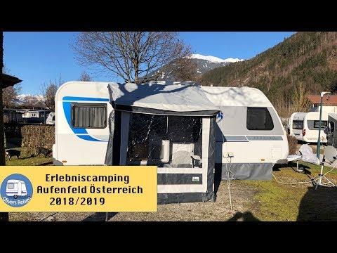 Erlebniscamping Aufenfeld Winter Camping 2018