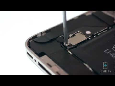 Water Damage Repair - iPhone 4 How to Tutorial