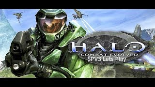 Halo Combat Evolved SPV3 Lets Play #3