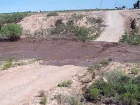 Flash Flooding 9 S Artesia, NM