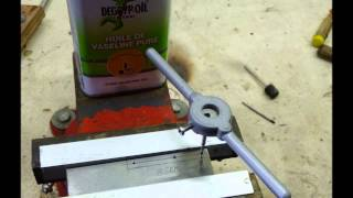 Manufacture Matchlock Musket part 1 pictures