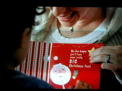 Hallmark Christmas Commercial 2008