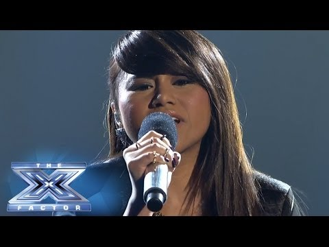 "Ellona Santiago Takes On Beyonc�'s ""If I Was A Boy"" - THE X FACTOR USA 2013"