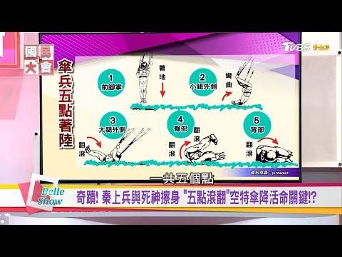 台灣-國民大會-20180522 5點著陸保命! 傘兵1300呎墜地生還 魔鬼操訓的苦日子?