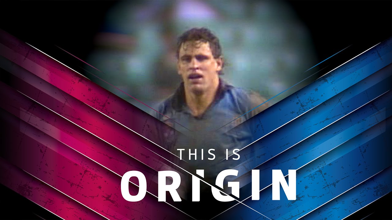 Origin Moments - O'Connor from the sideline