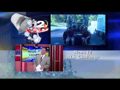 John and Amy ALS Ice Bucket Challenge!