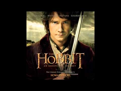 The Hobbit: An Unexpected Journey OST HD - 05: Misty Mountains (R. Armitage And The Dwarf Cast)