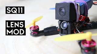 SQ11 Camera Lens Mod
