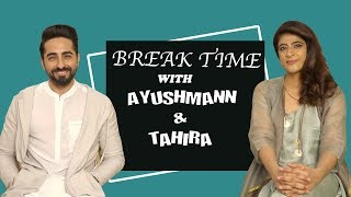 Break Time - Ayushmann Khurrana & Tahira Kashyap
