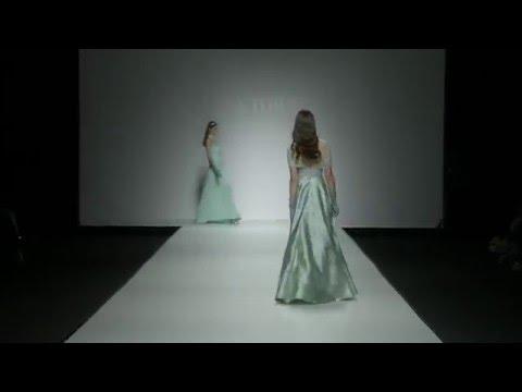 Дефиле Ana Torres коллекция 2015