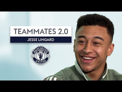Who has the WORST Fashion at Man United? | Jesse Lingard | Teammates 2.0