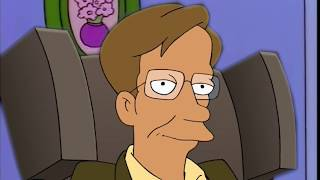Steamed Hams but with Stephen Hawking