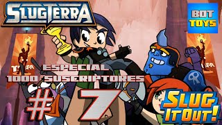 BajoTerra CAP 7 | SLUGTERRA: SLUG IT OUT |  juego de babosas para iPhone | Bot Toys