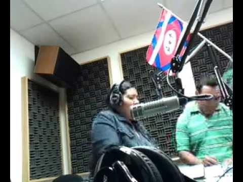 Radio con Obispo Roger Ammons