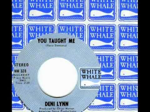Deni Lynn - YOU TAUGHT ME (1969)