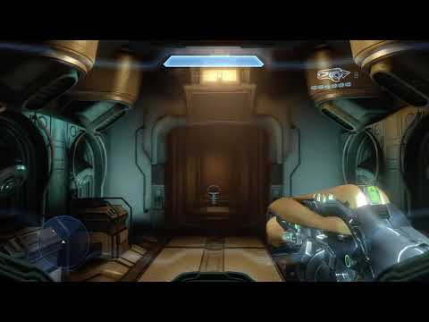 Halo 4 Gameplay Walkthrough Part 1 - Campaign Mission 1 - Dawn (H4)