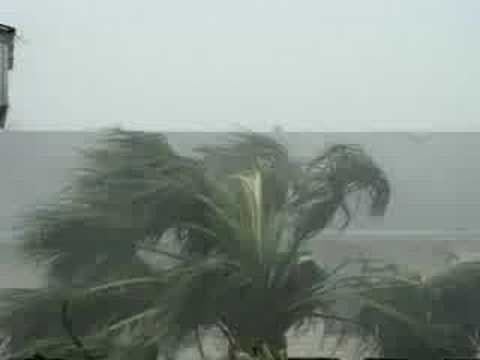 hurricane dolly hits port isabel,tx