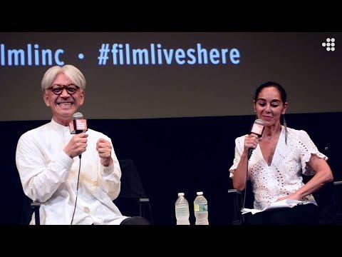 Ryuichi Sakamoto & Shirin Neshat Discuss Collaborating On WOMEN WITHOUT MEN
