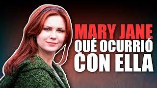 La terrible evolución de Mary Jane en la trilogía de Spider Man