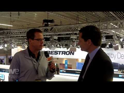 ISE 2015: Gary Kayye Speaks with Robin van Meeuwen, EMEA President Crestron